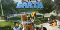 Minecraft Earth已优先在美国的Android和iPhone用户上线